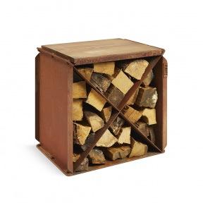 Rangement bois BloX